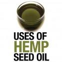 Cibdoca 100% Hemp seed oil 250ml konopný olej